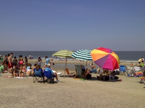 Beach near Savannah is Tybee Island | Photo (c) Sandy Traub
